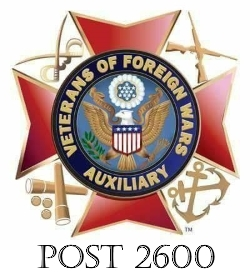 Veterans of Foreign Wars Auxiliary 2600, San Andreas, CA - District 13
